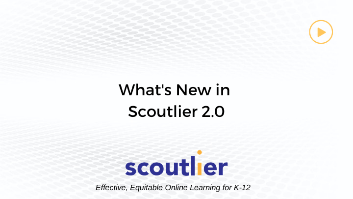 Watch Video: What's New in Scoutlier 2.0